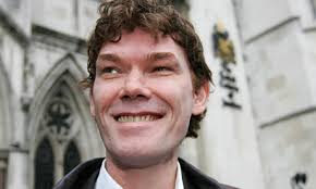 Gary McKinnon leaving the high court in London in 2009. Photograph: Rex Features