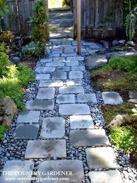 The  Best River Rock Gardens Ideas On Pinterest Garden Ideas - Backyard river design