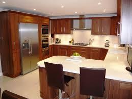Kitchen Breakfast Bar Design Ideas Surprising Kitchens With Breakfast Bar Designs 33 About Remodel