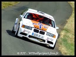 à bord de la BMW 318 Compact de l\u0026#39;équipage Gérard MARIE / Brigitte BOUTHIER sont en ligne sur http://WTRallyeSport.free.fr - wtrs-t41