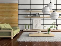home interior in japanese style u2014 stock photo hemul75 2768386