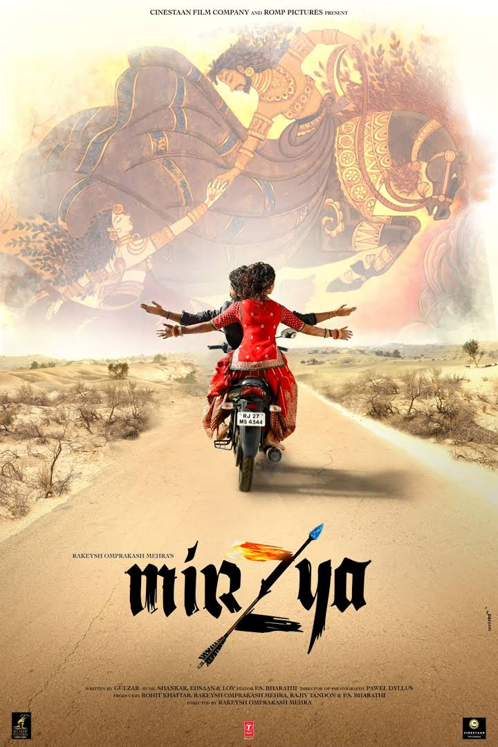 Download Mirzya 2016 Hindi Full Movie in 1080p BRRiP