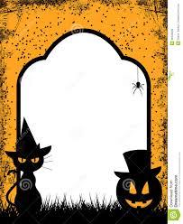 free halloween clip art borders many interesting cliparts
