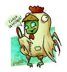 Craig in Chicky Licky Couture by enigmatia on deviantART