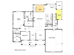 L Shaped House Floor Plans Kitchen Floor Plan Kitchens With Pantries Similar L Shape Kitchen
