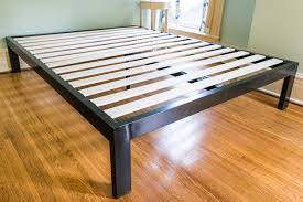 How To Build A Queen Platform Bed Frame by The Best Platform Bed Frames Under 300 The Sweethome