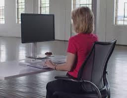 Affordable Sit Stand Desk by Uprite Ergo Sit2stand Workstation Gadget Flow
