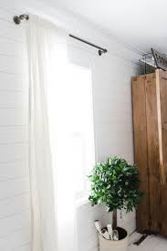 top 25 best white curtain rod ideas on pinterest white curtains