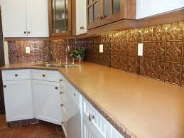 Best TIN TILES Images On Pinterest Tin Tiles Tin Ceiling - White tin backsplash