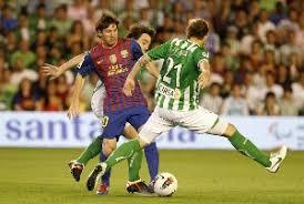 Real Betis dan Barcelona Main Imbang