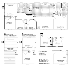 the homerun hrt472a6 home floor plan the homerun manufactured