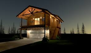 40 best log home floor plans images on pinterest modular log home
