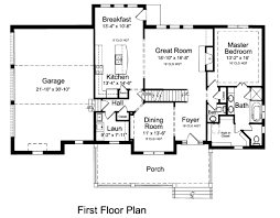 country style house plan 4 beds 2 50 baths 2326 sq ft plan 46 440