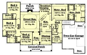 ranch style house plan 3 beds 2 baths 2100 sq ft plan 481 5 ranch style house plan 3 beds 2 baths 2100 sq ft plan 481 5 house