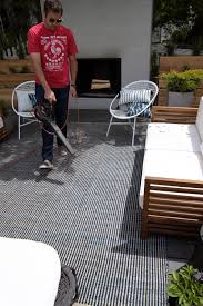 How To Clean Outdoor Patio Furniture by How We Keep Our Outdoor Furniture Clean Chris Loves Julia