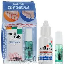 makeup набор nail tek maximum strength anti fungal serum 10ml