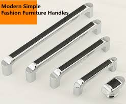 Kitchen Cabinet Door Knobs And Handles by Compare Prices On Kitchen Door Handles Chrome And Black Online