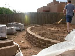 Retaining Wall Designs - Landscape wall design