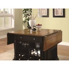 Wooden Kitchen Island Table Brown Wood Kitchen Island Steal A Sofa Furniture Outlet Los