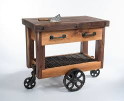 Kitchen Cart With Storage by Kitchen Butcher Block Island Cart Will Beautify Your Kitchen