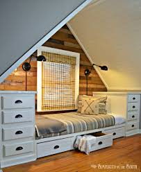 how to make a built in bed using kitchen cabinets stock kitchen