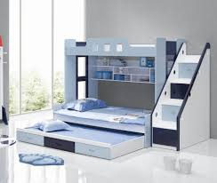 Bunk Beds With Slide And Stairs Choosing The Right Bunk Beds With Stairs For Your Children