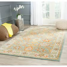 Area Rug 12 X 15 An Intricate Oriental Design And Dense Thick Pile Highlight This
