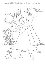 aurora disney princess coloring pages download and print for free