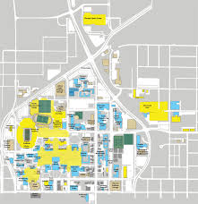 G Map City Campus Wireless Map Information Technology Services