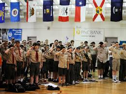 file fort meade hosts boy scouts stem day jpg wikimedia commons