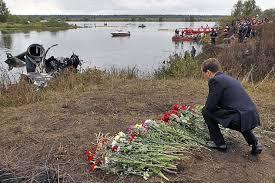 Lokomotiv Yaroslavl plane crash