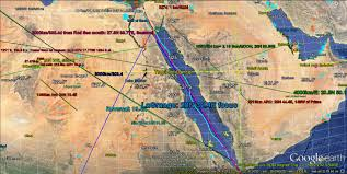 Map Of The Red Sea Www Porogle Blogspot Com 8 30 15 9 6 15