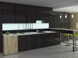kitchen perfect modern glass kitchen cabinet doors on kitchen