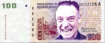 Homenaje a Cristina en los billetes de Evita?