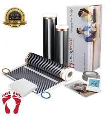 heated floors under laminate 1sqm under wood u0026 laminate floor heating kits under laminate heating