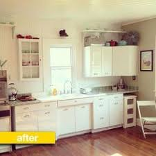 Retro Metal Kitchen Cabinets by Youngstown Kitchen Cabinets These Are What Are In The House Right
