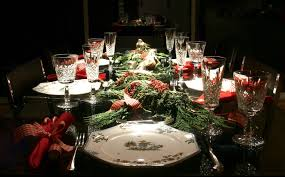 decorating ideas for your holiday table specialfork u0027s blog