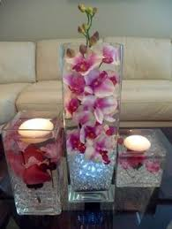 Purple Floating Candles For Centerpieces by Bling Centerpieces With Floating Candles Products Pinterest
