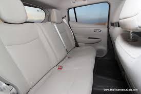 nissan leaf x grade 2014 2012 nissan leaf interior trunk cargo area photography