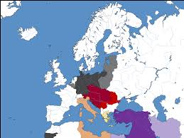 Europe After Ww1 Map by Map Challenge Post Wwi Central Powers Victory Alternate History