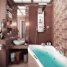 Small Blue Bathroom Ideas Nice Modern Design Of The Cream And Blue Bathroom Ideas That Has