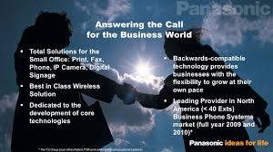panasonic communications solutions group ppt video online download