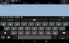 Ham Radio Business Cards Templates Kx3 Companion Free Ham Radio Android Apps On Google Play