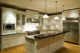 What Is The Best Lighting For A Kitchen by Picking A Lighting Layout For Your New Home Martin Fallon Family