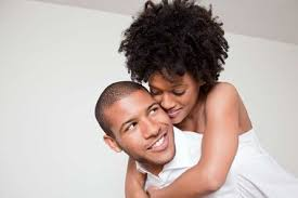New Dating Site Brings Celibate Black Singles Together   Essence com Essence Couple Piggyback Ride Happy In Love