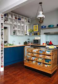 Creative Kitchen Island Ideas 50 Trendy Eclectic Kitchens That Serve Up Personalized Style