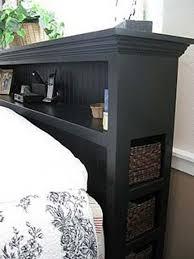 Plans To Build A Platform Bed With Storage by Best 25 Storage Headboard Ideas On Pinterest Platform Bed