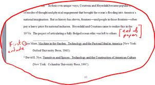 Bringing down the gavel   on citations in footnotes