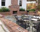 Decorating Ideas: Eclectic Landscape With Bricks Masonry Outdoor ...