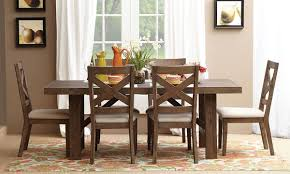 Brown Dining Room Table Dining Room Furniture Off Price The Dump America U0027s Furniture